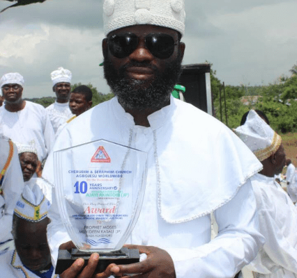 """Contest And Be Disgraced"" – Popular Blind Prophet Warns Buhari"