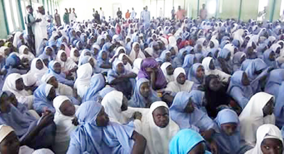 Dapchi Grils: Army, police trade blame over abduction of 110 girls