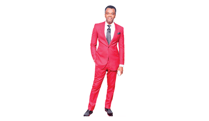 WALE OJO: Simple and charismatic