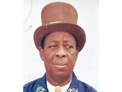 Amachree calls on govt to honour distinguished citizens