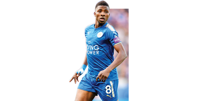 Iheanacho targets more records with Leicester