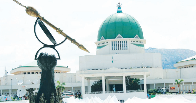 2020: National Assembly raises own budget by N3bn