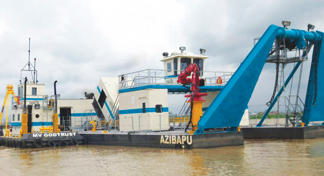 Shipping: Re-addressing Nigerian flagged vessels' absence