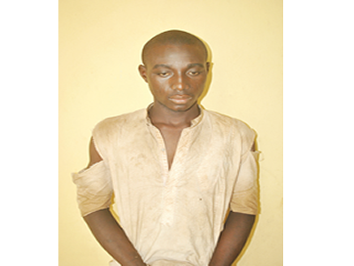 Teenager sells brother to ritual killer to pay bride price