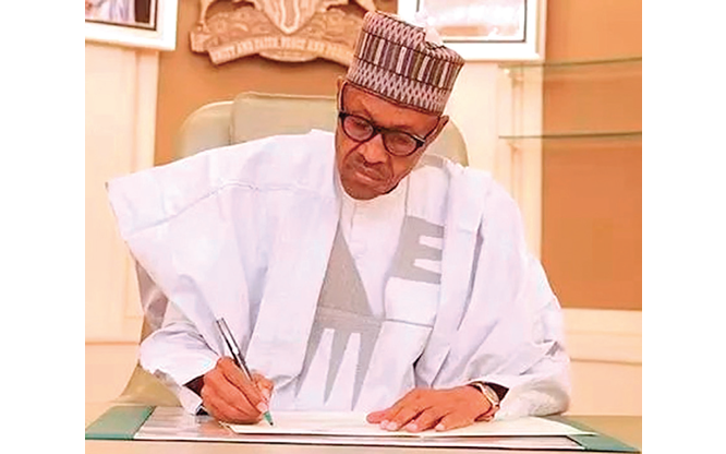 Buhari wants process for land ownership in states simplified