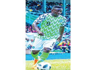 Ndidi and I can make Eagles great  – Etebo