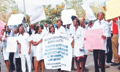 JOHESU: Unresolved strike with many issues