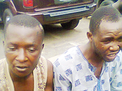 I'll kill my brother if he takes to crime, says robbery suspect