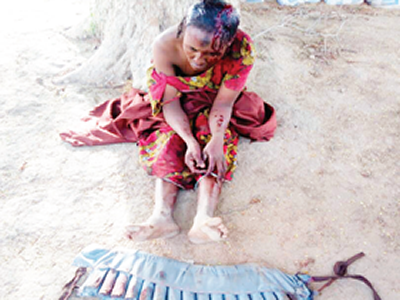 Worshippers capture female suicide bomber in Yobe mosque