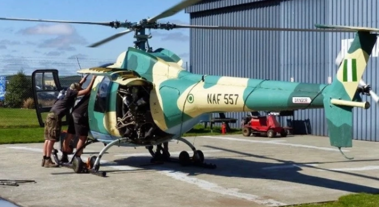Insurgency: NAF fighter jets use 64,964,000 hours to hit terrorists, bandits