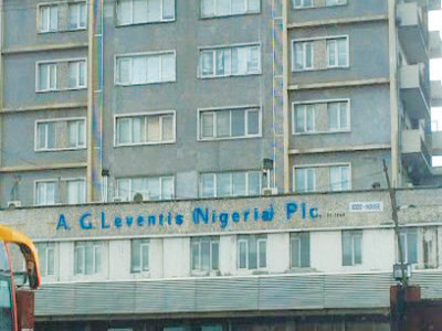 AG Leventis records N292m Q1'2019 loss