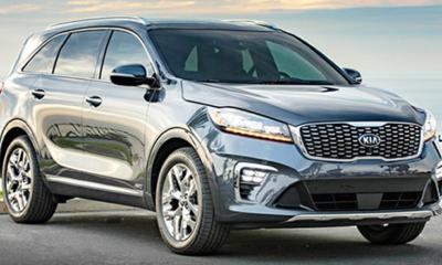 Kia's premium three-row SUV gets subtle upgrades