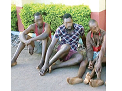 SUSPECTS: How we kidnapped, shot, threw bizman into river