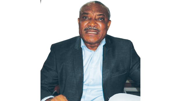 Obono-Obla: Buhari has no hand in NASS crisis