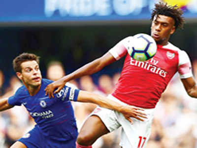 'Iwobi 's new contrac t makes him more focused '