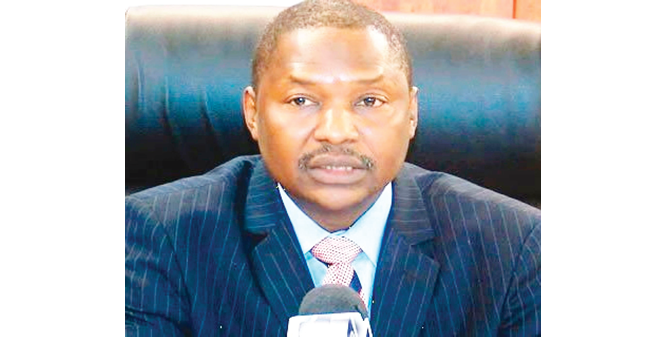 Malami: FG has ordered probe of court invasion by DSS