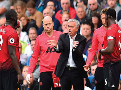 Mourinho demands focus