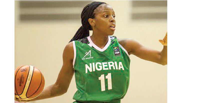 Mum forced me to play basketball; my first love was volleyball –Adaora Elonu, D'Tigress captain