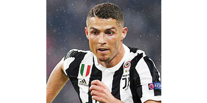 Ronaldo strikes again as Juve extend Serie A lead