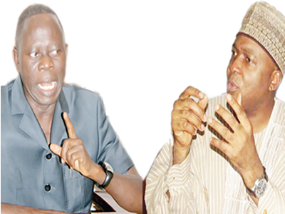 Saraki is Nigeria's smartest political player - Oshiomhole