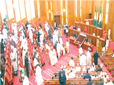 Senate justifies planned purchase of N5.5bn SUVs