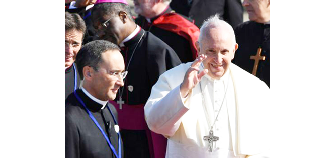 Pope summons meeting of key bishops on sexual abuse: Vatican