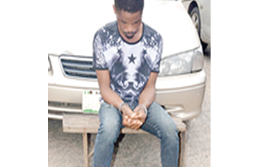 Driver held for robbing, raping passenger