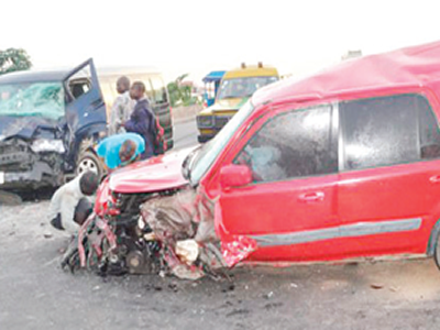 Naval officer, 16 others die in Rivers, Niger auto crashes