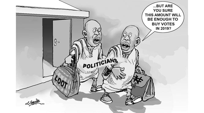 Saraki: Oshiomhole's unacceptable posturing