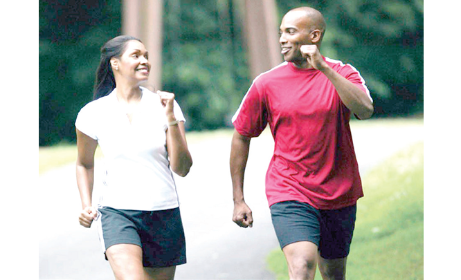 Exercise boosts blood vessels health