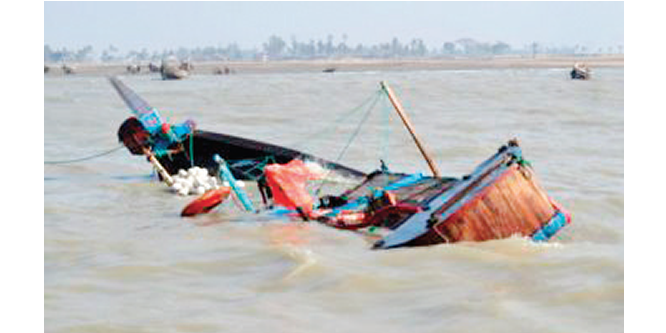 Three die, others missing as boat capsizes in Lagos
