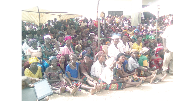 SEMA embarks on fumigation of IDPs' camps in Benue