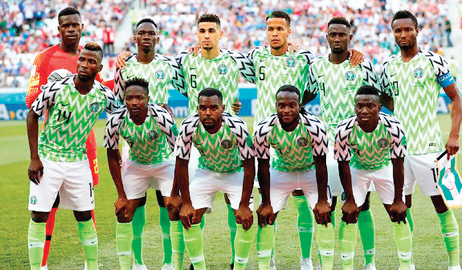 AFCON 2019: Rohr battles to improve Eagles' defence