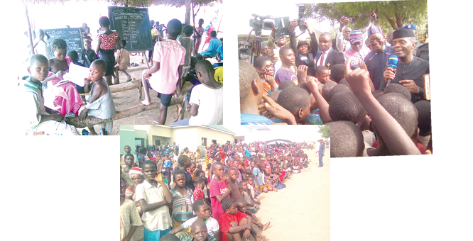 Benue killings: Giving hope to displaced school children