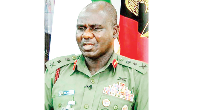 Police inciting personnel against Army –Buratai