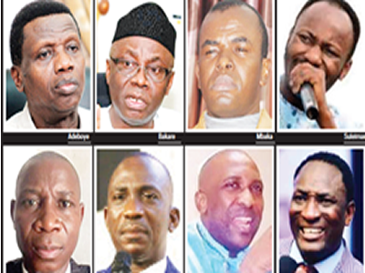 CLERICS AND 2019 PRESIDENTIAL ELECTION PREDICTIONS