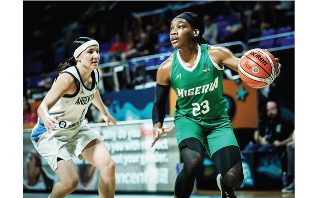 FIBA Women's World Cup: D 'Tigress ready to shock U.S.