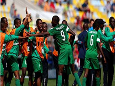 Aftermath of U-17 AFCON: Eaglets rejec t NFF's N40k