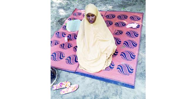 205 days: Thieves raid Leah Sharibu's family house