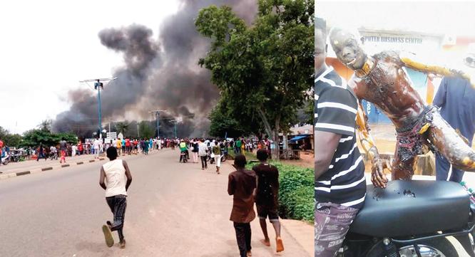Six die, 37 injured in Nasarawa gas explosion