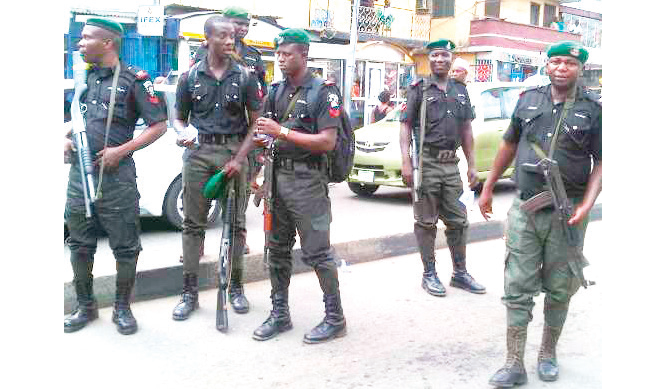 Police arrest land grabber with ammunition in Lagos