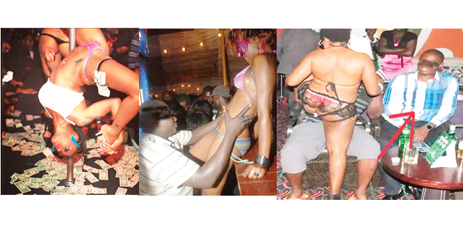 Why club owners unleash strippers on clients