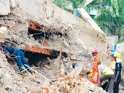 How to prevent building collapse, by experts