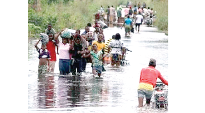 Flood: Over 150 communities submerged in Kogi – Commissioner