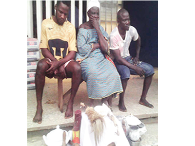 Kidnap: Mother, two sons lure victims with job promises