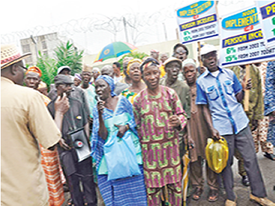Abia NUP laments 23 months unpaid pension, gratuity at Pensioners' Day