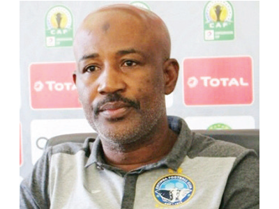 CAF Confederation Cup: I'm under pressure to qualify for group stages –Abdallah