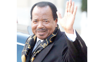 Biya: Seventh term for Cameroon's strongman