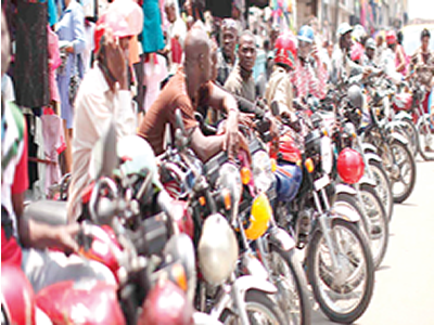 'Foreign' cyclists: Ticking security time bomb in Lagos (2)