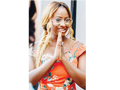 DJ Cuppy expresses excitement as she meets Naira Marley
